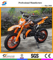 Hot sell kawasaki 50cc and 49cc Mini Dirt Bike DB002
