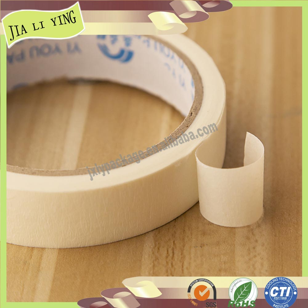 hot sales custom automotive adhesive crepe paper masking tape for car painting