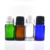 5ml 15ml 20ml 30ml 60ml 10ml amber glass essential oil bottle with orifice reducer with tamper evident cap