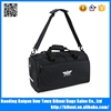 OEM service fashion wholesale nylon handle duffel sport gym bag with shoes compartment