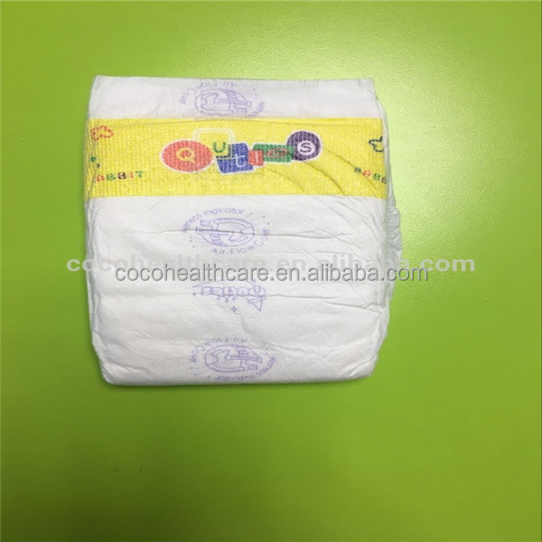 Quties Soft Dry Comfort Feature Sleepy Baby Diapers From China