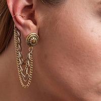 Diy Chain Ear Piercing Parts
