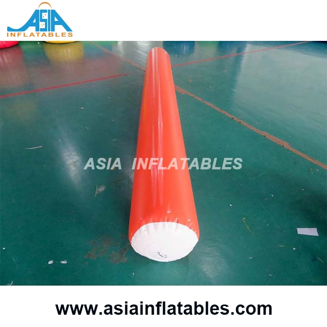 Self Inflating Safer Swimming Buoy / Race Course Inflatable Buoy for Beach Sport
