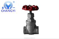 Stainless Steel Gate Valve Female Thread Made In China Lowest Price Factory Price