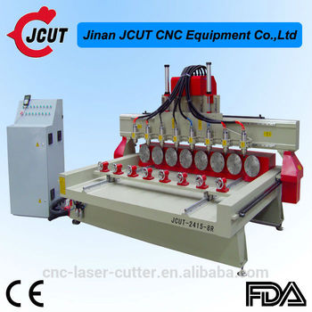Small size customized Router CNC/Wood Carving Machine For Aluminium-plastic composite panel