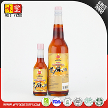 Factory Supplier Brand Sesame Oil With Low Price