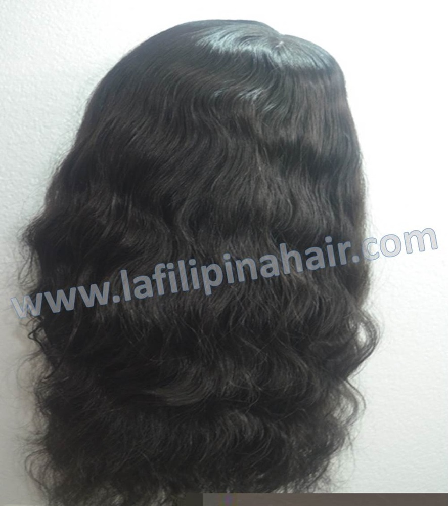 Filipino Human Hair Wigs 100% Virgin hair from Philippines