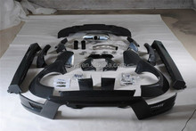 Nice facelift! auto spare body kit for Range rove rover Evoque. Fiber glass material! Perfect fitment!!!