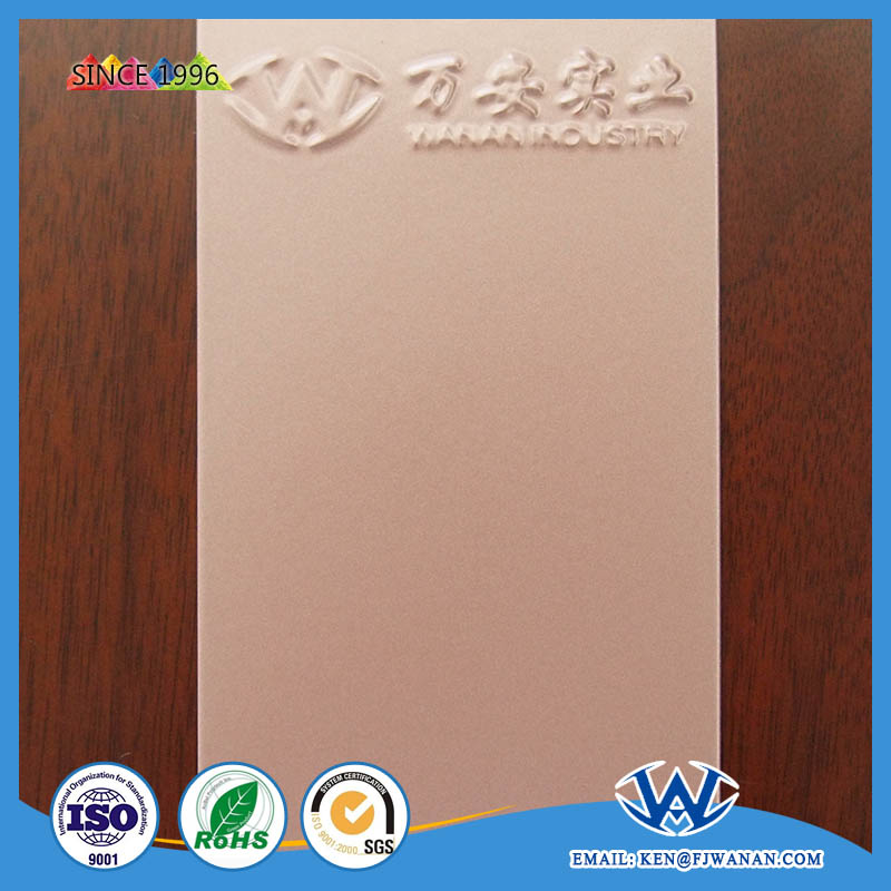 Rose Gold Metallic Powder Paint Powder Coating WA5270927