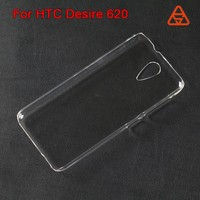 NEW model 2015 For HTC Desire 620 plastic transparent case/ wallet mobile phone case covers for HTC EYE
