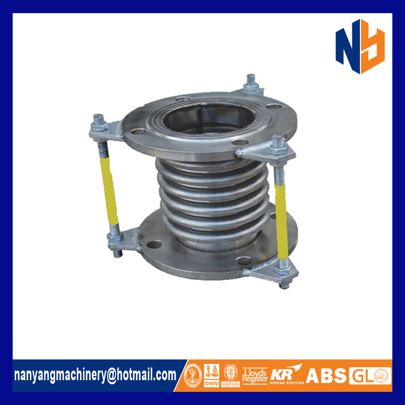 Compressible Bellow Axial Expansion Joint
