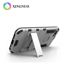 Alibaba Best Sellers Shockproof Combo Stand Holder Case For iPhone 6/6s Cell Phone, Unique Phone Cases For Samsung Galaxy Note