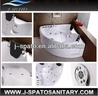 2014 New Europe Luxury Freestanding Sex Air Bubble Whirlpool Bathtub