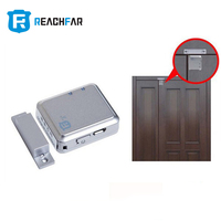 home automatic wireless magnetic door window contact /sensor alarm