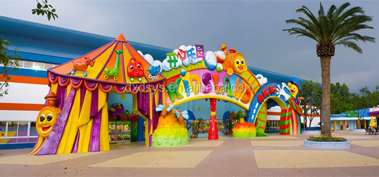 Guangzhou Changlong Happy Land Decoration Design