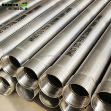 API/ISO welded casing pipe 9 5/8'' Stainless Steel Water/Oil Well Pipe tube