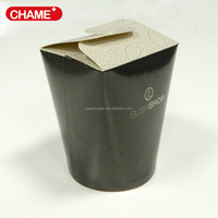 Grease proof chinese noodle box / food packaging