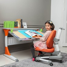 Fashion Adjustable Ergonomic Design Kids Study Table And Chair Furniture