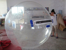Hot Sport Game for the inflatable water PVC ball ,water walking ball,water ball gun