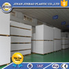 Cabinet extrude self adhesive pvc board 4x8 partition board