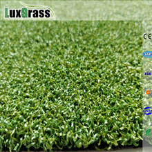12 mm short pile fire resistant indoor athletic turf / paintball turf grass
