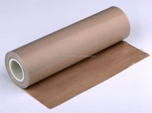 "12"" x 10 Yds 5 mil PTFE Coated Fiberglass Fabric Non Adhesive 550 Degrees for Foot Sealer"