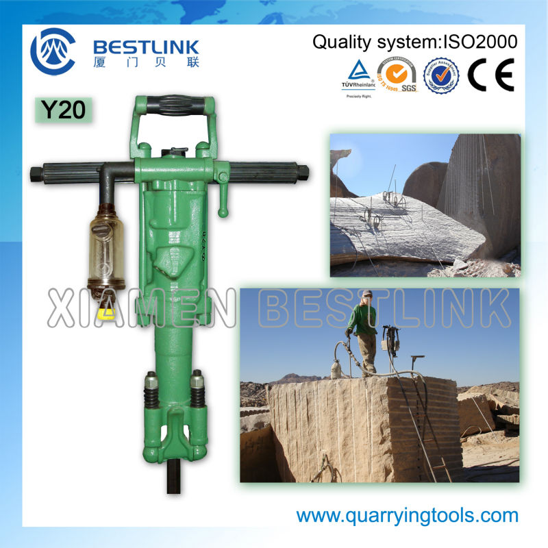 Y20 handheld drilling machine