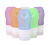 Travel Accessories for Carry on Luggage silicone baby shampoo bottle