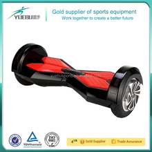 Factory eletric scooter/ Bluetooth 8 Inch 2 Wheel E Balance Scooter(YB-P003)