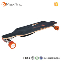 Worldwide Distributors Wanted boosted board electric skateboard longboard with dual motors and wireless remote