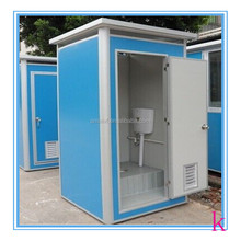 Custom Vacuum Forming Plastic Outdoor China Portable Mobile Toilet