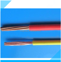 Copper conductor PVC Electric wire electric cable