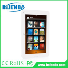 7 Inch 2g tablet pc Allwinner A33 and 2G calling dual sim tablet
