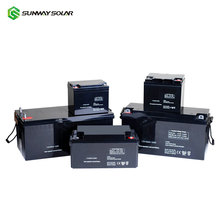 Best quality!AGM rechargeable dry gel cell battery 12V 250AH for inverter