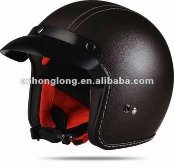 ECE approved open face helmet