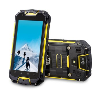 IP68 M8 MTK6589 hot sale 4.5 inches walkie talkie waterproof android mobile phone