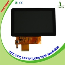 Cheap small size lcd monitor 5 inch capacitive touch screen module