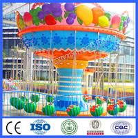 funfair adults rotate rides family thrilling game rides outdoor games for shopping malls