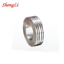 Tungsten carbide wire guide rollers for straightening and flattening wire, wire straightening roll for steel works
