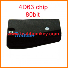 Original 4D63 transponder Carbon chip 80bit for Mazda Ford