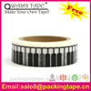 Hot sale instant adhesion and easy removal masking tape