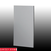 Chinese kaysdy series plastic pvc textured wall panels