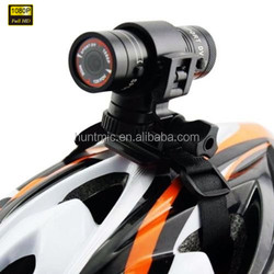 F9 Top Seller Full HD 1080P DV Mini Water Resist Sports Camera Bike Helmet Action DVR Video Cam Helmet