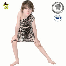 A Children fancy dress costume for caenival party boy national wild costumes for kids