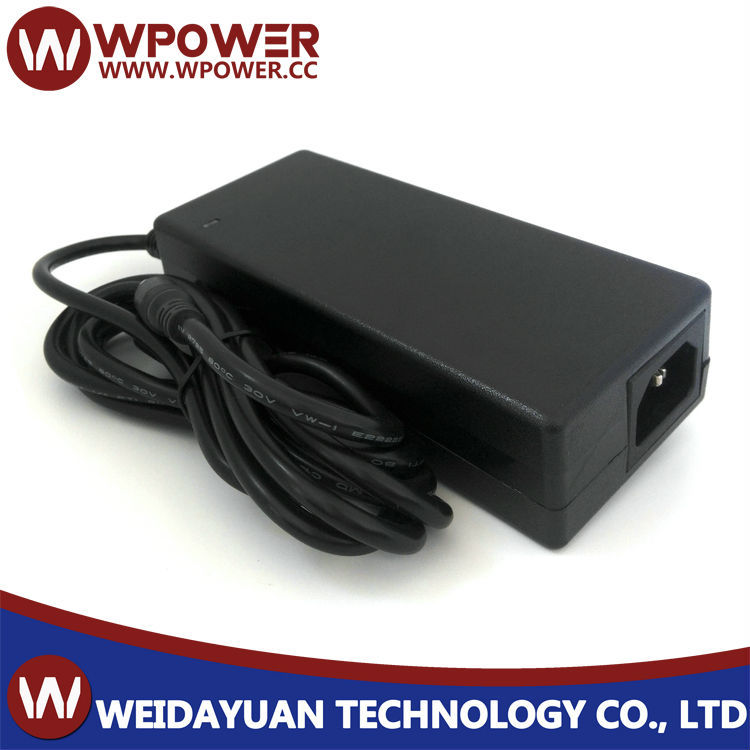 24v 3a power adapter 72W with UL CUL GS KC CE CB PSE SAA ROHS