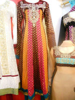 asian ladies party wear (pakistani and indian formal wear)