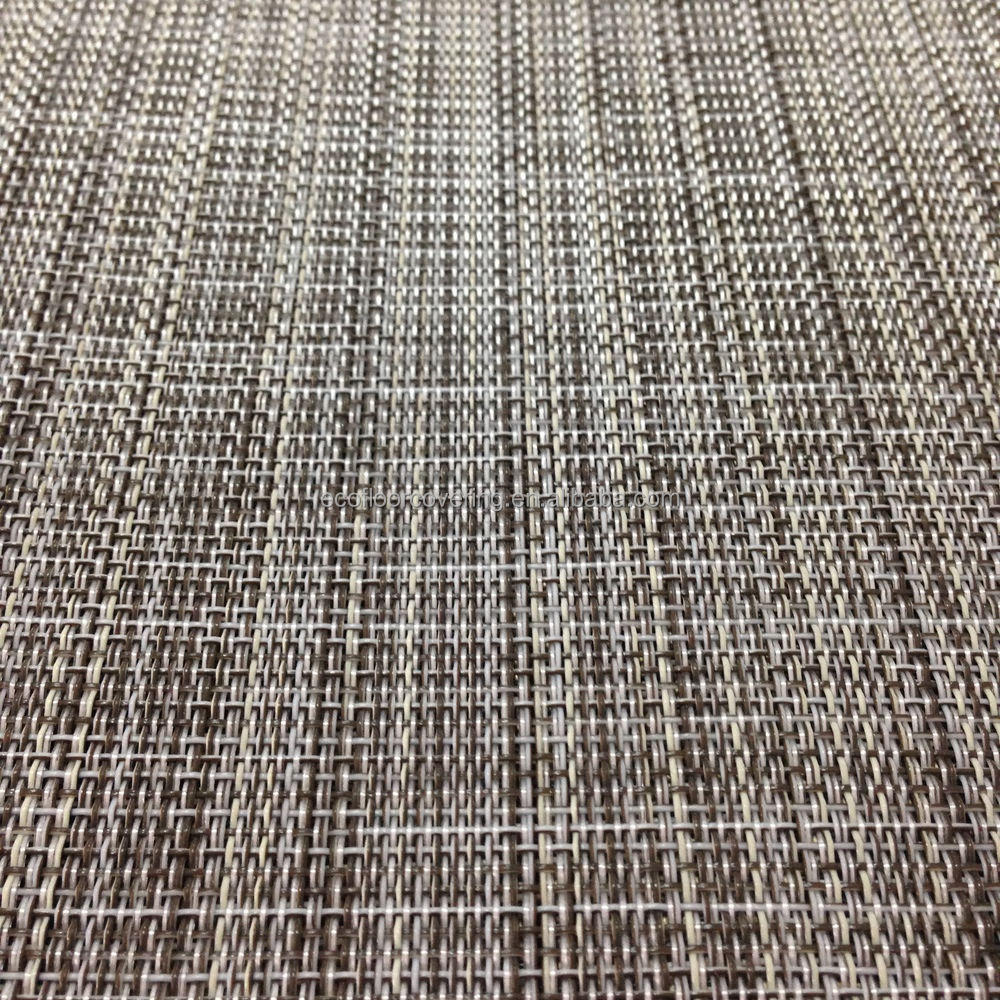 2015 Chilewich Floor Tile From Eco Beauty Woven Vinyl