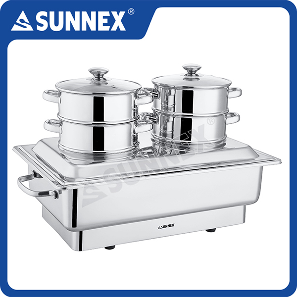 Sunnex low price catering equipment chafing dishes