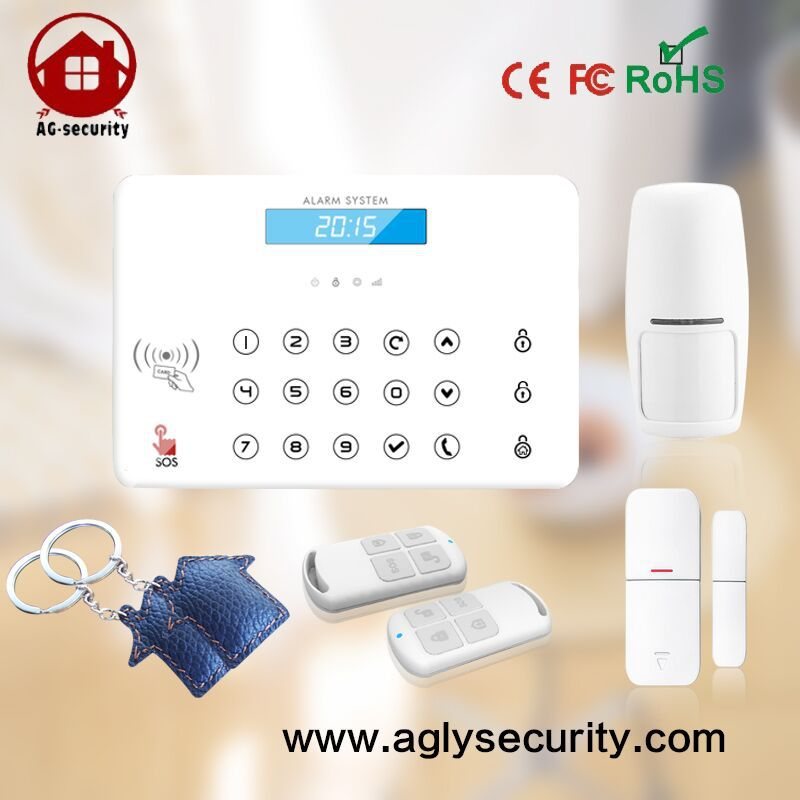 433MHz Battery Operated PIR Infrared Motion Sensor for ag security alarm