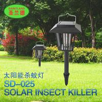 SD-025 SOLAR LED MOSQUITO KILLING LAMP MOSQUITO REPELLER